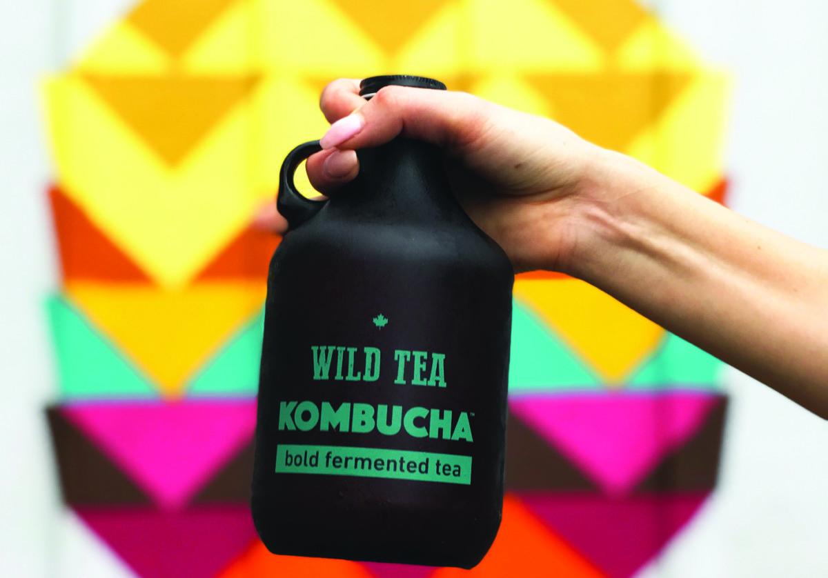 Wild Tea Kombucha