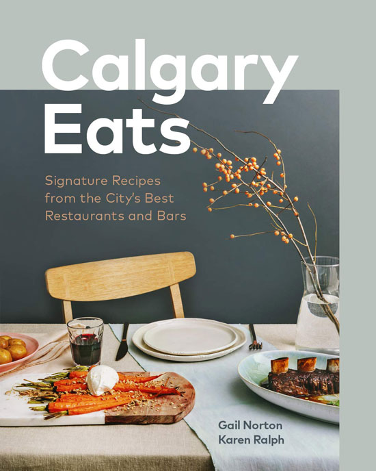 book cover for Calgary Eat this Courtesy of the Steeling Home